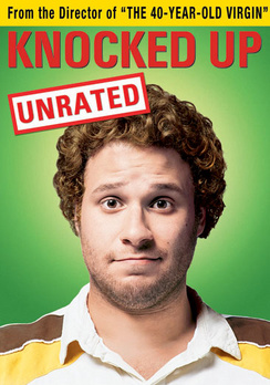 Knocked Up - Full Screen Unrated - DVD - Used