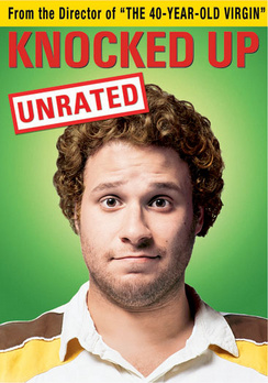 Knocked Up - Widescreen Unrated - DVD - Used