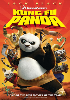 Kung Fu Panda - Full Screen - DVD - Used