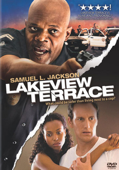 Lakeview Terrace - Widescreen - DVD - Used