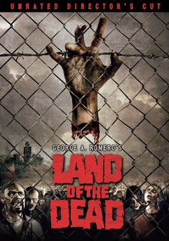 Land of the Dead - Unrated - DVD - Used