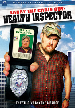Larry the Cable Guy: Health Inspector - DVD - Used