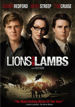 Lions for Lambs - Widescreen - DVD - Used