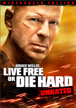 Live Free or Die Hard - Widescreen Unrated - DVD - Used