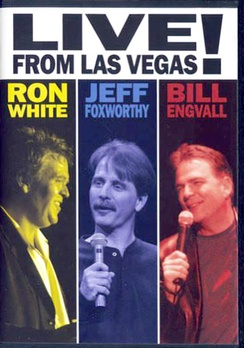 Live from Las Vegas! - DVD - Used