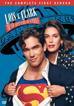 Lois & Clark: The Complete First Season - DVD - Used