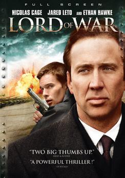Lord of War - Full Screen - DVD - Used
