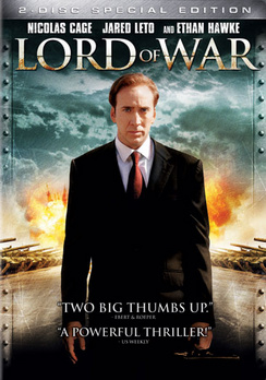 Lord of War - Widescreen Special Edition - DVD - Used