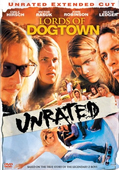 Lords of Dogtown - Unrated - DVD - Used
