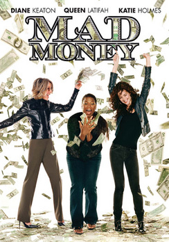 Mad Money - DVD - Used