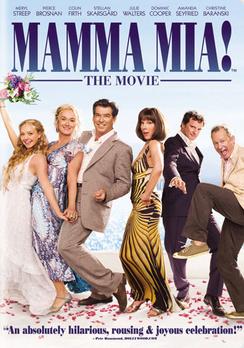 Mamma Mia! The Movie - Widescreen - DVD - Used