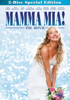 Mamma Mia! The Movie - Special Edition - DVD - Used