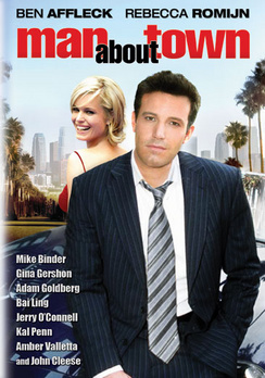 Man About Town - Widescreen - DVD - Used