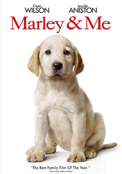 Marley & Me - Widescreen - DVD - Used