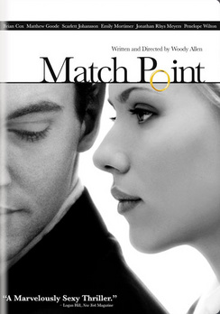 Match Point - DVD - Used
