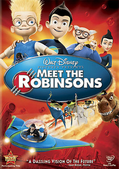 Meet the Robinsons - DVD - Used