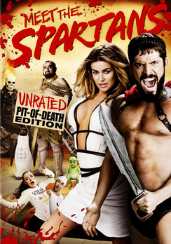Meet the Spartans - Unrated Special Edition - DVD - Used