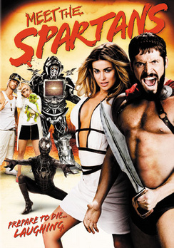 Meet the Spartans - DVD - Used
