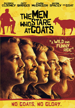 Men Who Stare at Goats - DVD - Used