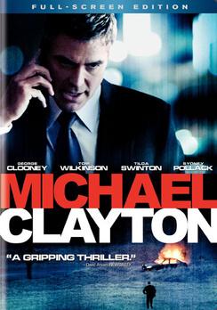 Michael Clayton - Full Screen - DVD - Used