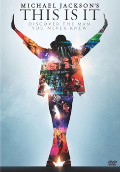 Michael Jackson's This Is It - Widescreen - DVD - Used