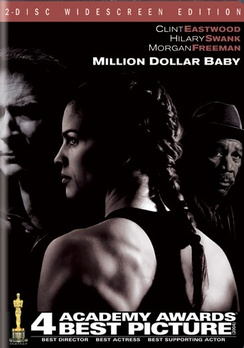 Million Dollar Baby - Widescreen - DVD - Used