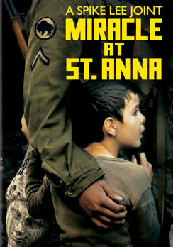 Miracle at St. Anna - Widescreen - DVD - Used