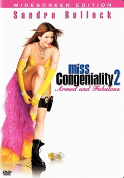 Miss Congeniality 2: Armed and Fabulous - Widescreen - DVD - Used