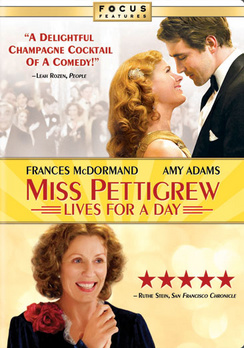 Miss Pettigrew Lives for a Day - DVD - Used
