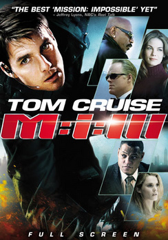 Mission: Impossible III - Full Screen - DVD - Used