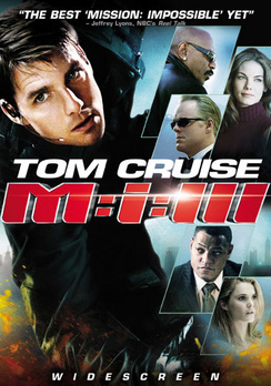 Mission: Impossible III - Widescreen - DVD - Used