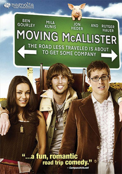 Moving McAllister - Widescreen - DVD - Used