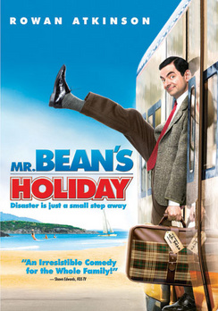 Mr. Bean's Holiday - Full Screen - DVD - Used