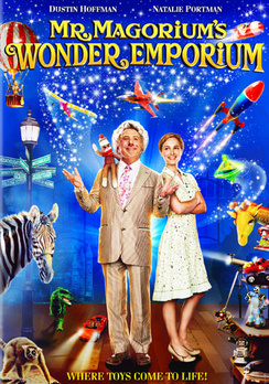 Mr. Magorium's Wonder Emporium - Full Screen - DVD - Used