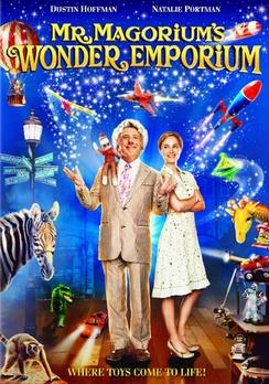 Mr. Magorium's Wonder Emporium - Widescreen - DVD - Used