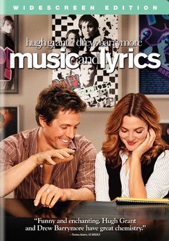 Music and Lyrics - Widescreen - DVD - Used