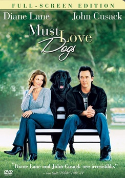 Must Love Dogs - Full Screen - DVD - Used