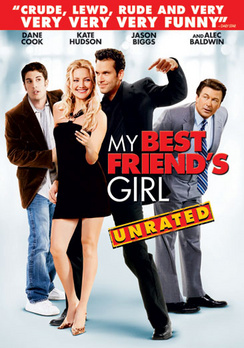My Best Friend's Girl - Widescreen Unrated - DVD - Used