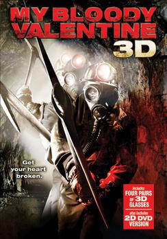 My Bloody Valentine 3D - DVD - Used