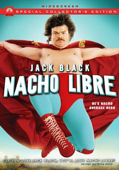 Nacho Libre - Widescreen Collector's Edition - DVD - Used