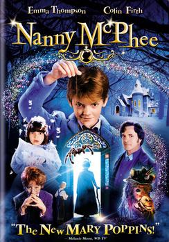 Nanny McPhee - Widescreen - DVD - Used