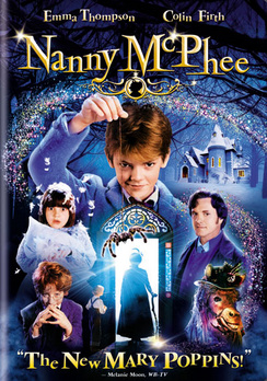 Nanny McPhee - Full Screen - DVD - Used