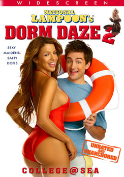 National Lampoon's Dorm Daze 2 - Widescreen Unrated - DVD - Used