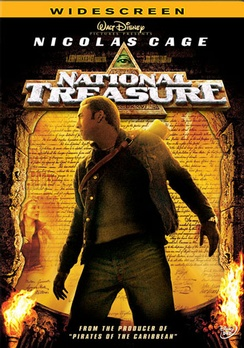National Treasure - Widescreen - DVD - Used