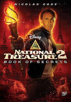 National Treasure 2: Book of Secrets - DVD - Used