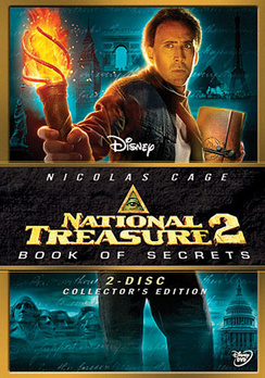 National Treasure 2: Book of Secrets - Collector's Edition - DVD - Used