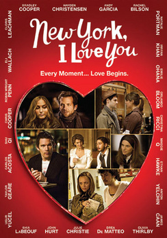 New York, I Love You - Widescreen - DVD - Used