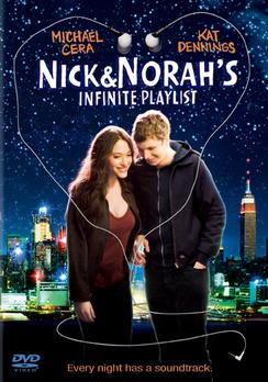 Nick & Norah's Infinite Playlist - Widescreen - DVD - Used