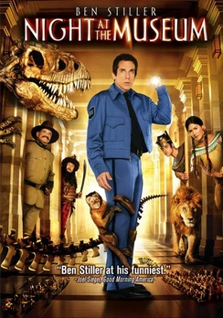 Night at the Museum - Widescreen - DVD - Used
