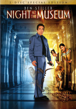 Night at the Museum - Special Edition - DVD - Used
